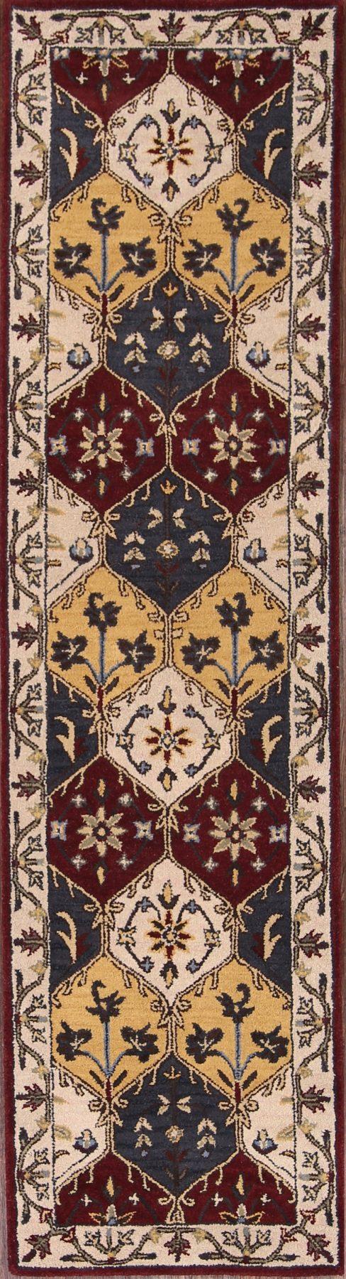 3x10 Tabriz Agra Oriental Rug Runner