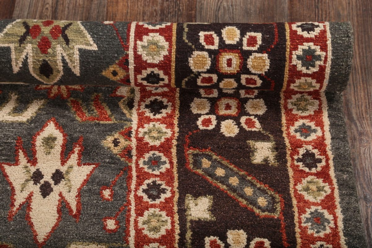 8x10 Kazak Indian Oriental Area Rug