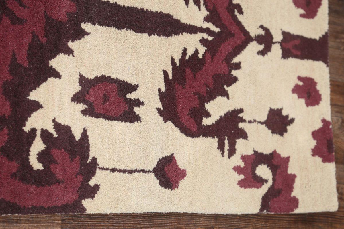 3x10 Oushak Agra Oriental Runner Rug