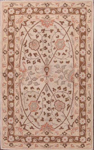 9x12 Oushak Agra Oriental Area Rug