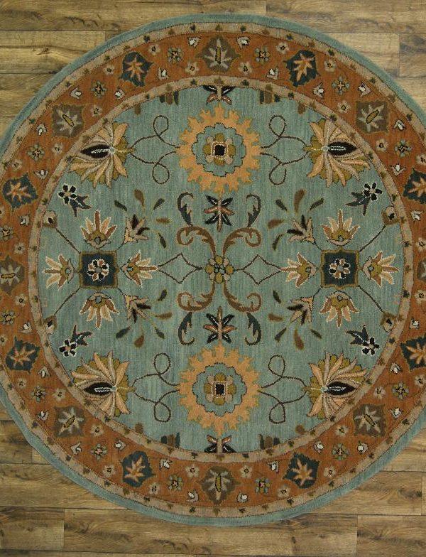 8x8 Ziegler Sultanabad Oriental Rug