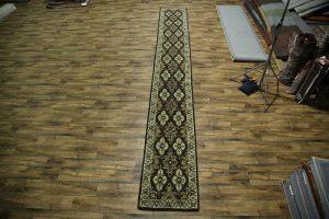 Palace Sized 2x19 Tabriz Oriental Rug Runner