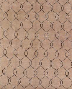 7x10 Moroccan Oriental Area Rug