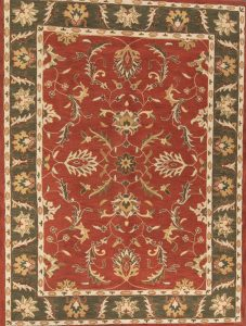 9x12 Tabriz Agra Indian Oriental Area Rug
