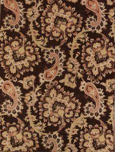 Hand-Tufted 9x12 Agra Tabriz Oriental Area Rug
