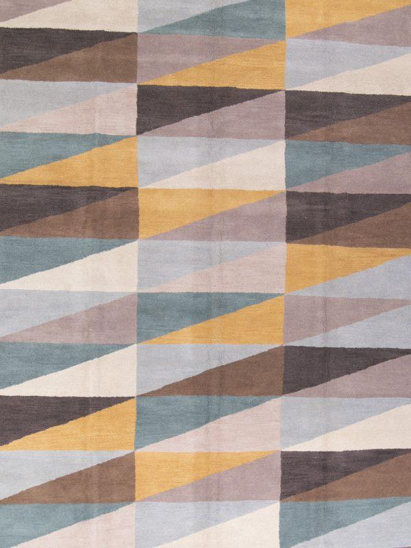 8x11 Gabbeh Oushak Oriental Area Rug