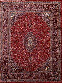 10x13 Mashad Persian Area Rug
