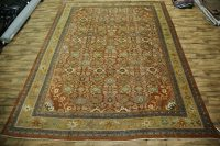 Palace Size Pre-1900 17x14 Sultanabad Mahal Ziegler Persian Area Rug
