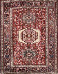 5x6 Gharajeh Persian Area Rug