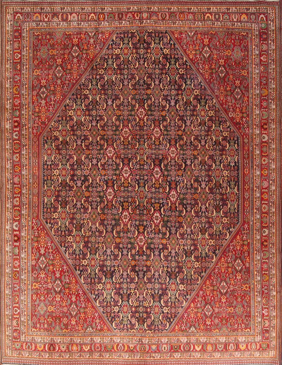 10x13 Kashkoli Shiraz Persian Area Rug