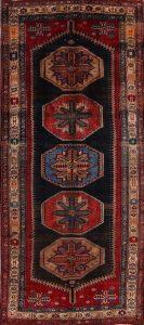 5x11 Ardebil Persian Runner Rug
