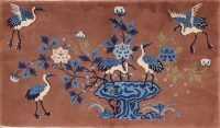3x5 Art Deco Nichols Chinese Oriental Rug