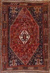 6x8 Abadeh Nafar Persian Area Rug