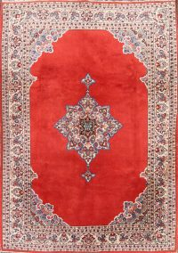 6x9 Tabriz Turkish Oriental Area Rug