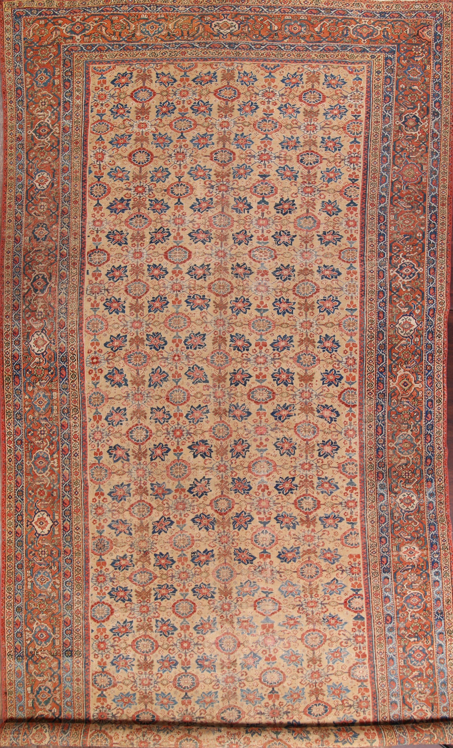 9x20 Sultanabad Persian Area Rug