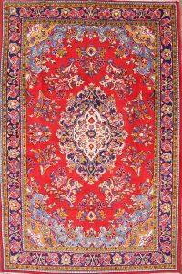 7x11 Isfahan Persian Area Rug