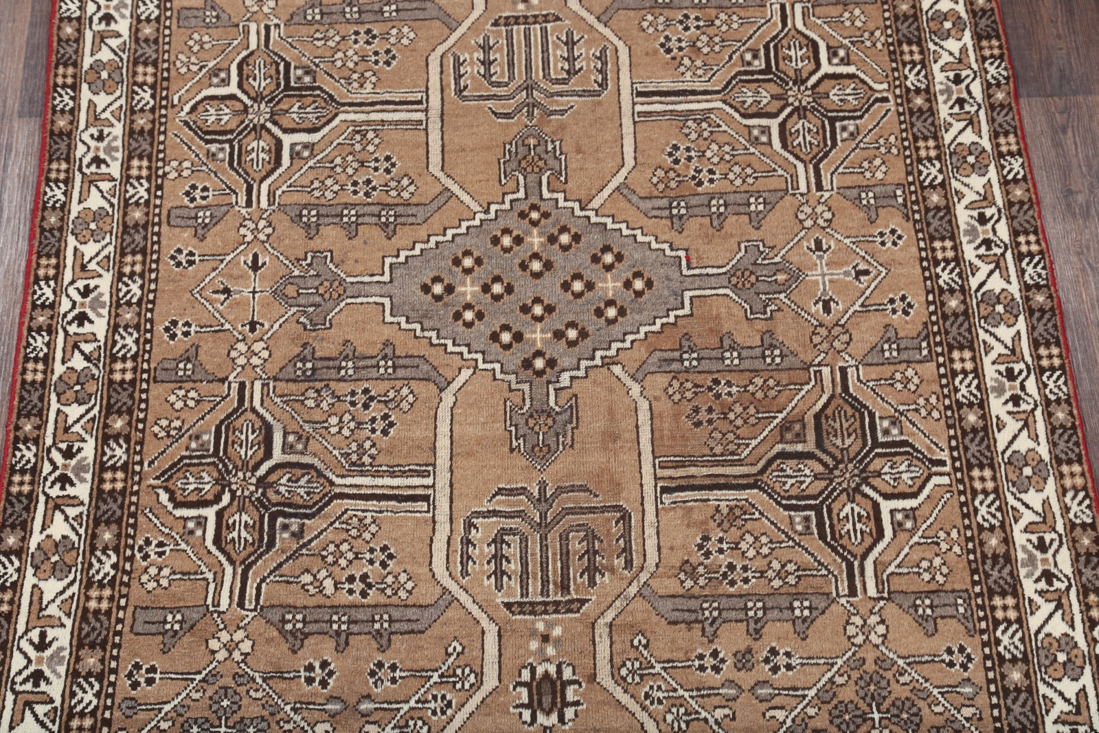 6x10 Ferdos Persian Area Rug