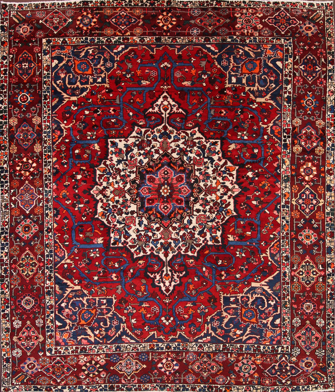 10x12 Bakhtiari Persian Area Rug