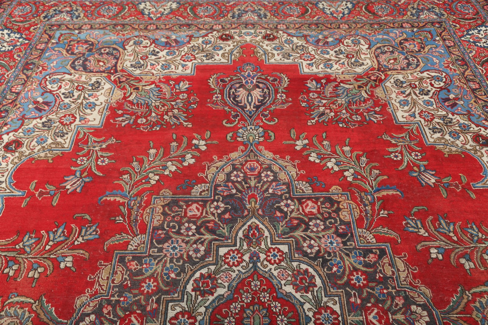 11x14 Tabriz Persian Area Rug