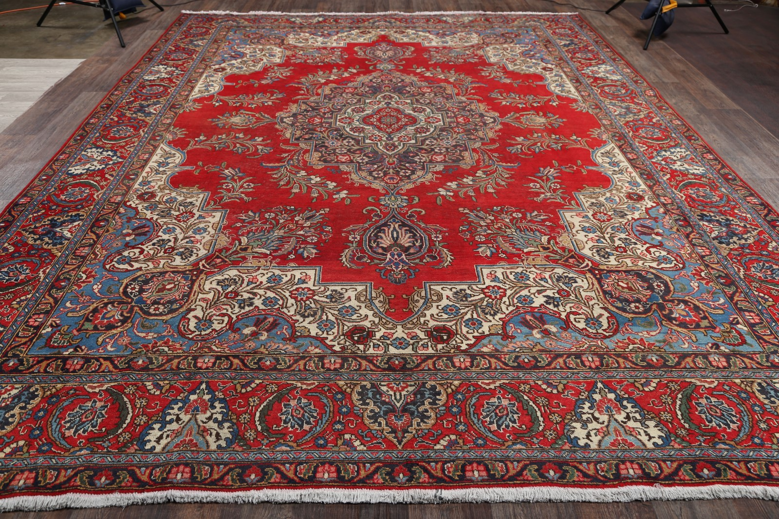 11x14 Tabriz Persian Area Rug