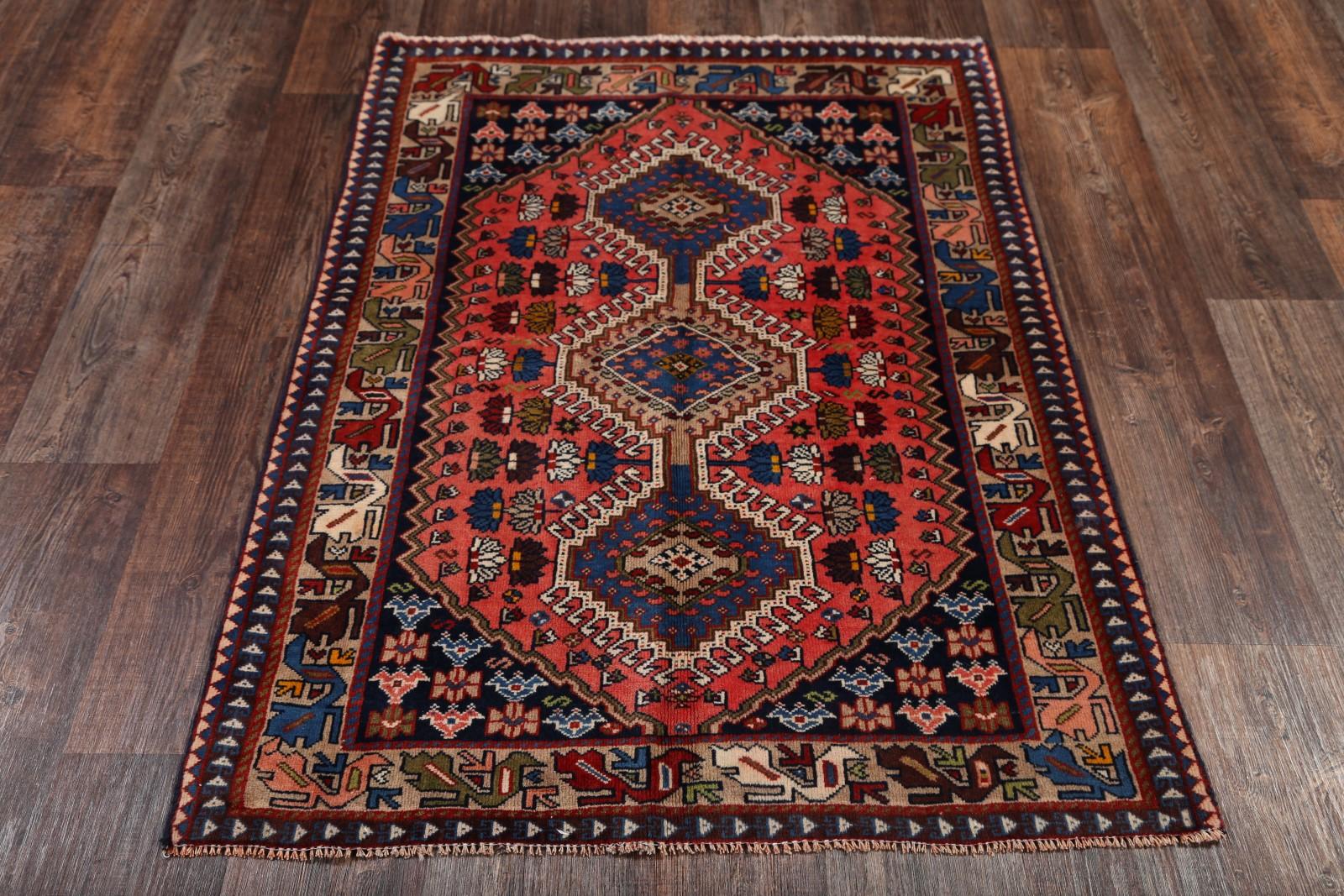 3x5 Yalameh Persian Area Rug