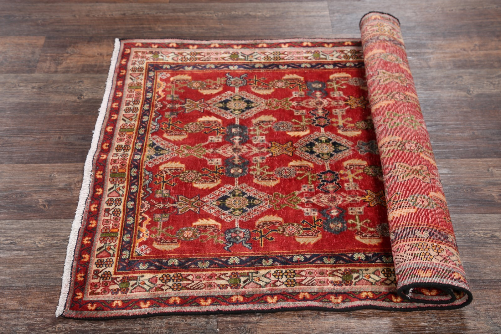 3x5 kashkoli shiraz persian area rug
