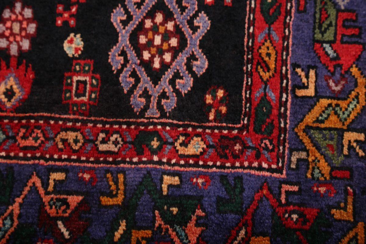 4x10 Ardebil Persian Rug Runner