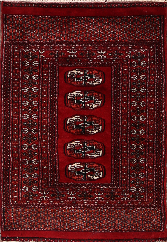 2x3 bokhara pakistan oriental area rug - Bokhara Rug