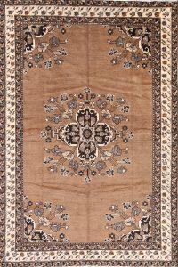 7x10 Ferdos Persian Area Rug