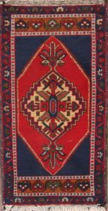 2x3 Anatolian Turkish Oriental Area Rug