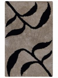 8x10 Shaggy Shag Modern Oriental Area Rug