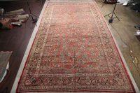 12x22 Sarouk Persian Area Rug