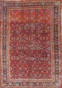 7x10 Mahal Persian Area Rug
