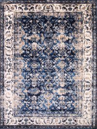 Rugsource Brand Reproduction 10x13 Machine Made Turkish Oriental Area Rug