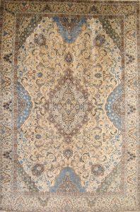 11x16 Tabriz Persian Area Rug