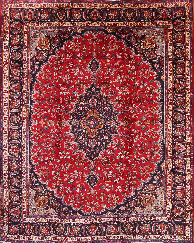 10x12 Mashad Persian Area Rug