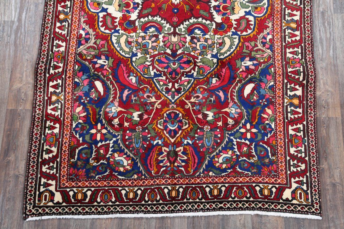 6x10 Bakhtiari Persian Area Rug