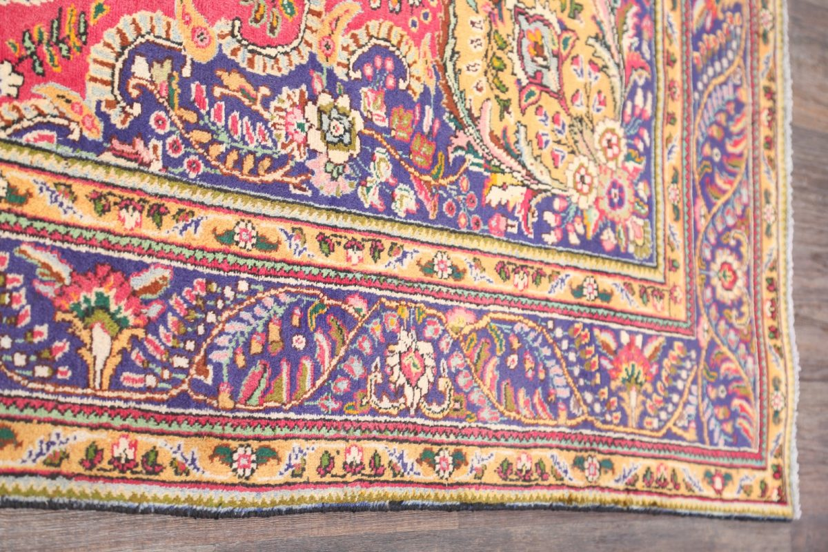 8x11 Tabriz Persian Area Rug