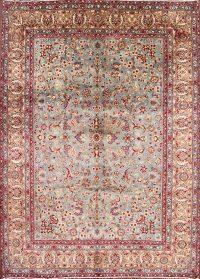 10x14 Sarouk Yazd Persian Area Rug