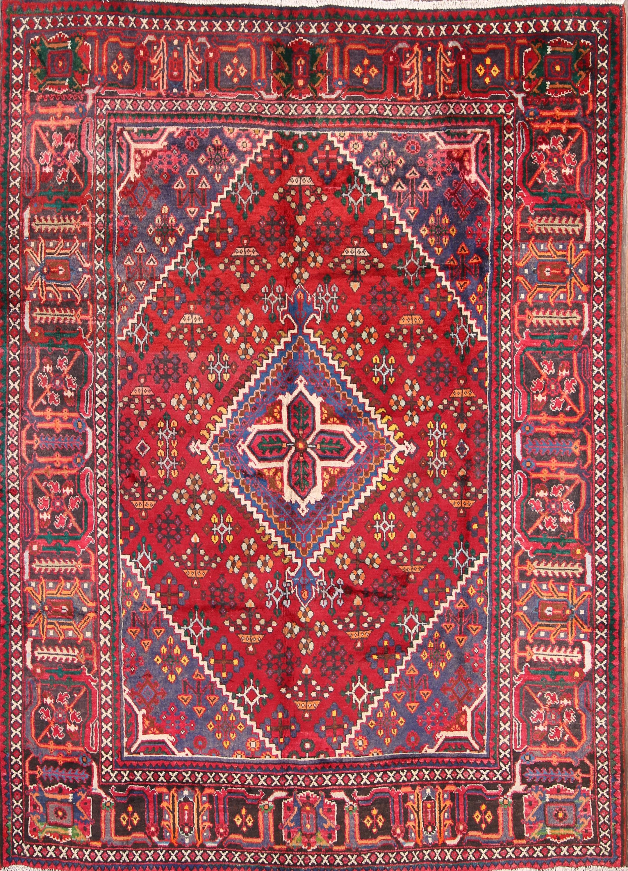 6x9 Joshaghan Persian Area Rug