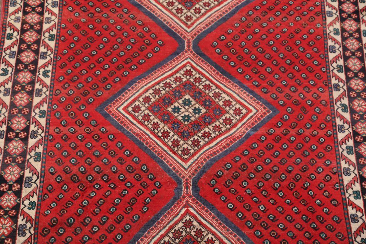7x10 Bakhtiari Persian Area Rug
