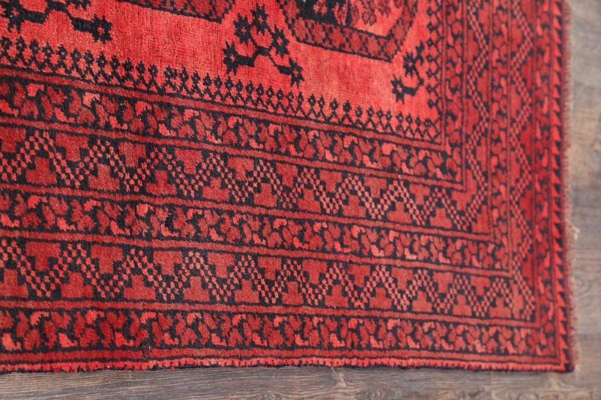 6x9 Balouch Afghan Afghanistan Area Rug