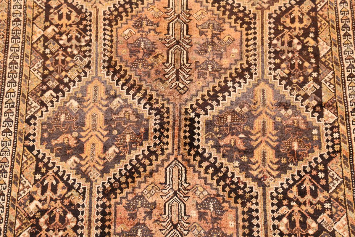 5x8 Shiraz Persian Area Rug