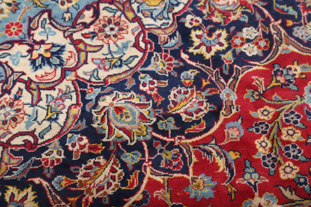 9x13 Mashad Persian Area Rug