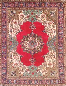 10x13 Tabriz Persian Area Rug