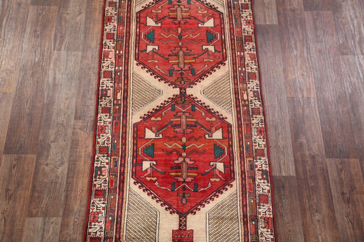 4x11 Ardebil Persian Rug Runner