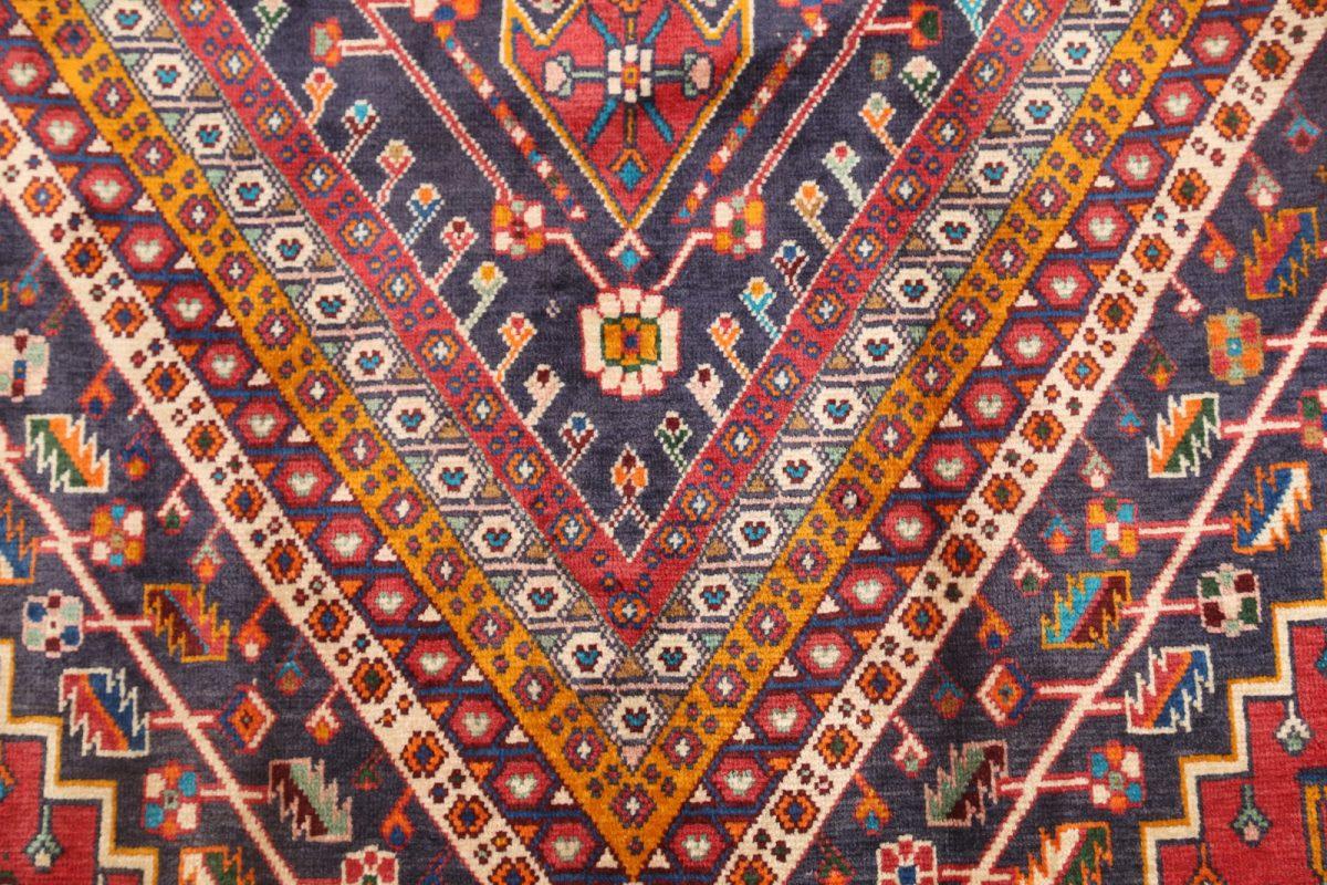 6x9 Shiraz Persian Area Rug