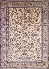 11x16 Kashan Persian Area Rug