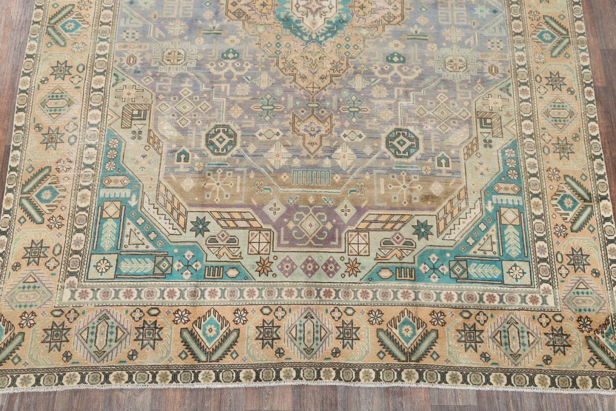 9x12 Tabriz Persian Area Rug