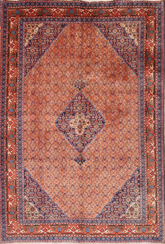7x10 Ardebil Persian Area Rug